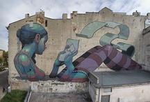 Nel blu / by UnGiardino InDiretta
