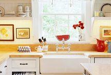 kitchens / by Belinda Self