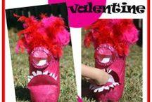 Valentines ideas / by Lori Wilkerson