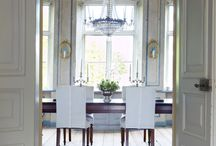 Interiors | Gustavian Style | / by Fourth Floor Walk Up