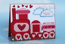 Scrapbooks and cards / by Kay Howie