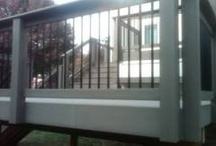 My Favorite Deck Railing Designs / by Stainless Cable & Railing