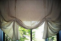 curtains / by Jody Taylor