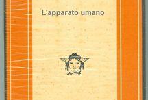 L'apparato umano / Non copertine di un non libro / by Antonello Sacchetti