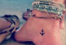 Tattoos & Piercings / by Grace Warner