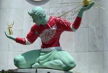 Love da Red Wings! / by Stephanie Jar Drenning