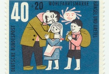 Philatelic Everyday / cool stamps / by Little Otsu