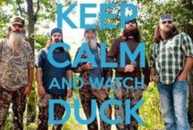 Duck Dynasty 'N The Robertsons / by Charlotte Unger