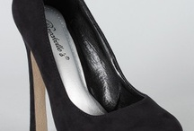 Shoes / by Roxann Conger