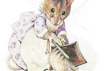 Beatrix Potter  / by Jose Kneepkens
