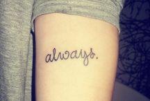Tattoos I Like / by Morgan Verrette