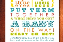 Baby shower / by Stacy Burkart