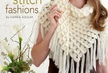 Wearable Crochet / by Sue Hale
