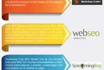 Infografías en Español / by Nuria Parrondo