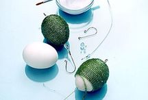 easter eggs / by Valérie Savard