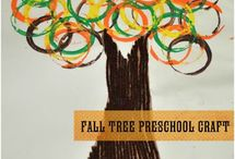 Preschool Crafts / by Melissa B.
