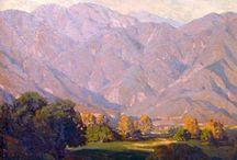 ART | california plein air / by Joanne D'Amico
