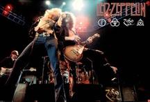 Led Zeppelin / Led Zeppelin / by Abby Smith