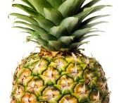 Pineapple / Starting a Pineapple Tree from a Cutting / by gardenlady
