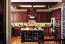 Kitchens / by Erika Gordon