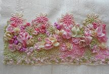 Needle Art ~ Embroidery / by Kathy Hamm