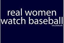 Baseball / by Erica Wood