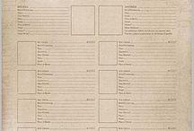Genealogy  / by Amanda Hallmon Taylor