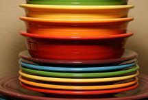 Fiestaware / My obsession with fiesta dishes made in WV!!! / by Diana Hogan