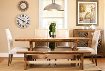 New dining room table ideas / by mandimadeit
