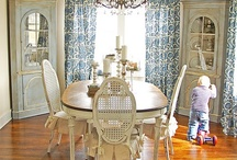Home Decor ~ Dining Rooms / by Ann Drake | onsuttonplace.com