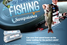 I'd Rather Be Fishing Sweeps / Enter for your chance to win a signed Jason Christie jersey, a reel with lures and a Rayovac Camping Bundle! Hurry, enter before your chance to win swims away, June 30th, 2012!  https://www.facebook.com/Rayovac/app_106764262798615 / by Rayovac