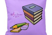 MoonDreams Back to School / Our Collection of Back to School Supplies and Gifts! / by MoonDreams Music Recording Group, LLC