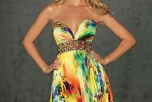 Evenings by Allure Dresses / by Peaches Boutique