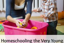 Homeschooling / by Katie Sidorowicz
