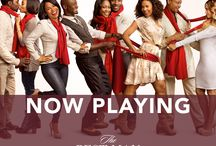 The Best Man Holiday / After nearly 15 years apart, Morris Chestnut, Taye Diggs , Regina Hall , Terrence Howard, Sanaa Lathan, Nia Long, Harold Perrineau, Monica Calhoun and Melissa De Sousa reprise their career-launching roles in The Best Man Holiday, the long-awaited next chapter to the film that ushered in a new era of comedy.  When the college friends finally reunite over the Christmas holidays, they will discover just how easy it is for long-forgotten rivalries and romances to be ignited.   / by Universal Pictures