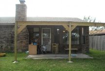 Patio project / by Stephanie Evans