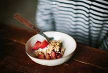 Recipes: Breakfast Baked / by Rebecca Pytell @ Strength and Sunshine