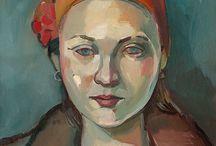 Artwork - Head Dress / by Joanna Mann