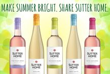 Sutter Home Summer / Summer is really here. Which means sunshine, friends and good times. Include Sutter Home to make summer awesome!   / by Sutter Home Wines