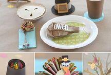 Thanksgiving / by Madelaine Hruschak