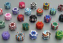 Jewelry: Beaded Beads / by Jill Duncan-Jack