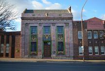 Art Deco Architecture | Australia / by Merry