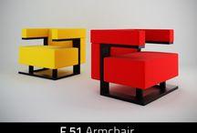Sillas de diseño / by Noa Real García