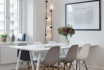 dining room inspiration / by christina