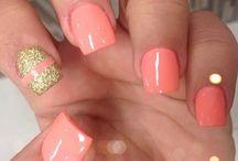 Nails / by Marshmallow Sundae