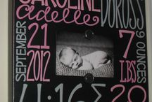 Ideas for my grand baby / by Sandra Carney