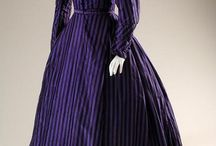 Clothing 1860 / by Maria Elkins