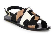 Sandals / by Promenade Magazine