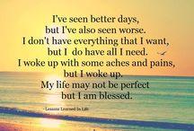 True..... / by Stacey Jordan-Balcerak