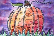 Kindergarten Fall and Pumpkins / by Sarah Hundertmark